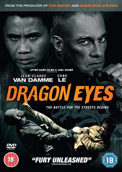 Очи дракона / Dragon Eyes (2012) HDRip