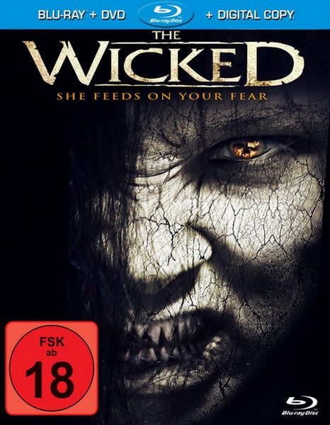 Злой / The Wicked (2013}
